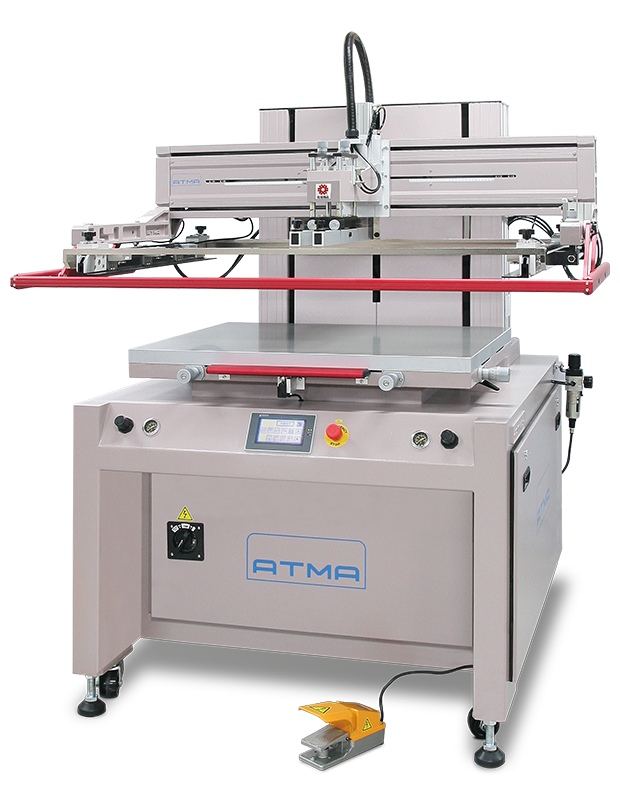 Photo of ATMA AT-80P Screen Printer
