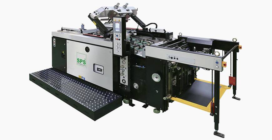 SPS VTS XPc Cylinder Press