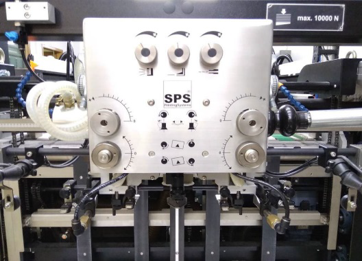 SPS VTS XP57/P Cylinder Press Advanced Feeder Head